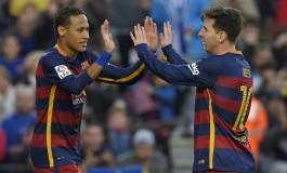 Neymar celebra indicação para final da Bola de Ouro e cita apenas Messi