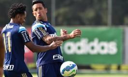 Sem ir a campo, Robinho dificilmente enfrenta Fluminense no Maracanã