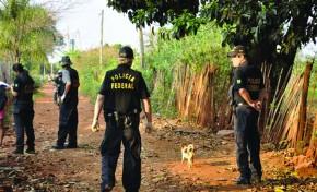 Polícia Federal ataca núcleos do tráfico na Reserva Indígena de Dourados