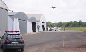Polícia investiga roubo de peças em aeroportos de Campo Grande