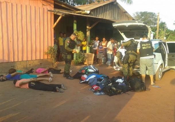 Foragido da delegacia de Rio Verde é preso após assalto no Estado do Pará