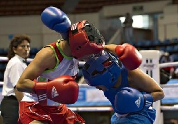 Joaquim Murtinho recebe Campeonato de Boxe