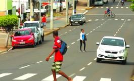 Trânsito em Campo Grande ainda é preocupante para todos
