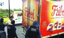 Caminhão a serviço da Friboi é apreendido  com carga de maconha avaliada em R$ 232 mil