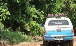 Mulher é assassinada e corpo achado em estrada de fazenda em Sidrolândia