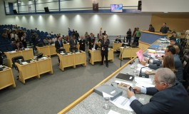 Câmara aprovam projeto que isenta de pedágio os moradores de Anhanduí