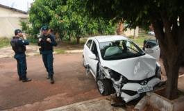Adolescentes são detidos com veículo roubado na Capital