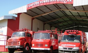 Corpo de Bombeiros registra 28 ocorrências em Corumbá