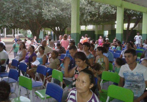 Aquidauana: Escola Marechal promove reunião com pais