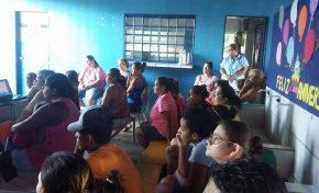 Aquidauana:  CEI Marisa Sacaff realiza Família na Escola