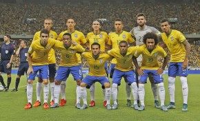 Brasil vence a Venezuela por 3 a 1