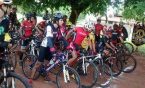 Atletas fazem bonito e Campeonato de Mountain Bike é sucesso em Aquidauana