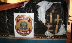 Polícia Federal prende cinco com 2,7 toneladas de maconha em Rio Verde