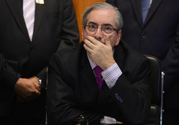 Eduardo Cunha desiste de rito sobre processos de impeachment