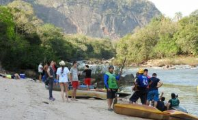 Percurso será destaque para marcar a Quarta Etapa do Estadual de Canoagem 2018