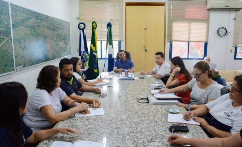 Programação do Natal da Esperança já é discutida pela Prefeitura de Aquidauana