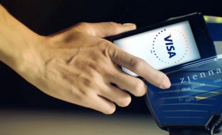 Visa revela que pagamento por aproximação cresceu 18 vezes em um ano no Brasil