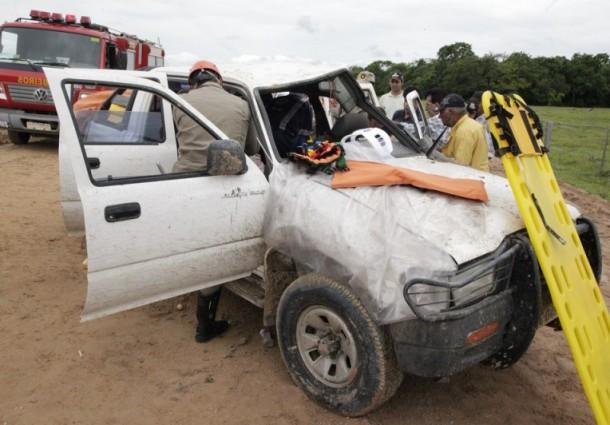 Homem fica ferido em acidente na MS-423