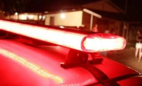 Polícia investiga possível incêndio criminoso de caminhão