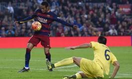 Neymar brilha e faz um golaço na vitória do Barça sobre o Villarreal