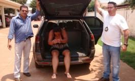 Presa traficante que financiava quadrilha na região de Dourados