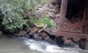 Homem é encontrado morto no Rio Santa Luzia em MS