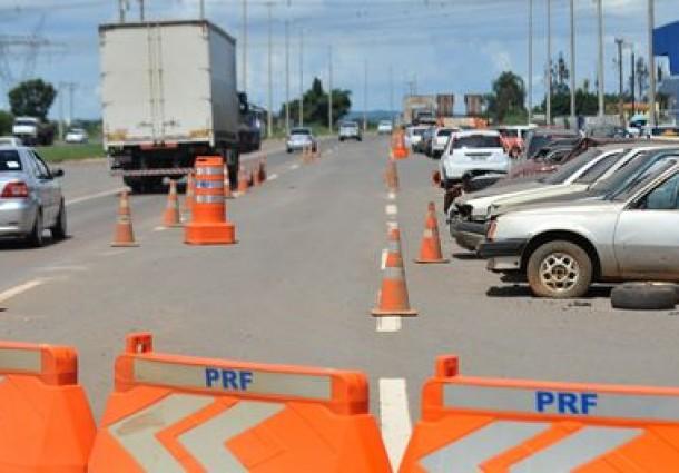 PRF registra 71 mortes durante feriado prolongado