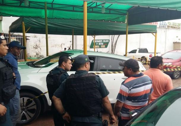 Mulher de ex-vereador é ferida com tiros 9mm em Ponta Porã