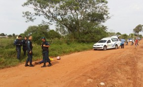 Vendedor é executado na fronteira; Pistoleiro é preso minutos depois