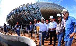 Definidas empresas que vão concluir o Aquário do Pantanal