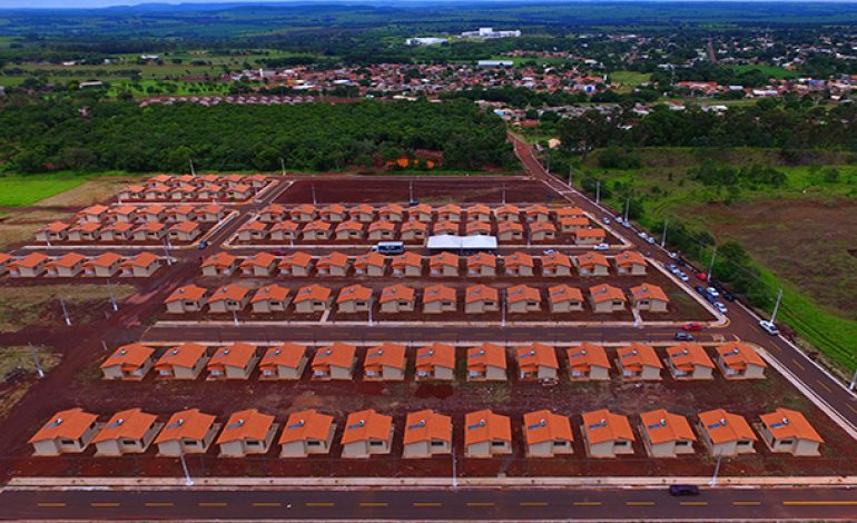 Casas próprias entregues pelo Governo já beneficiaram 50 mil sul-mato-grossenses