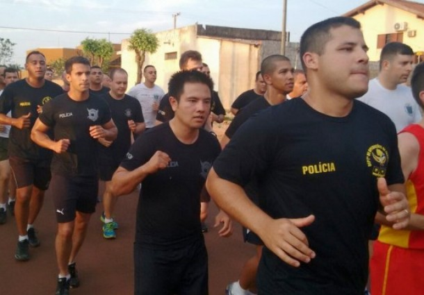 DOF realiza curso de especialização com 35 policiais em MS
