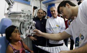Caravana da Saúde começa nesta terça-feira para mais de 42 mil alunos da Capital