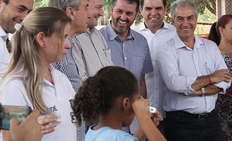 Caravana da Saúde nas Escolas já atendeu 8.200 alunos na Capital