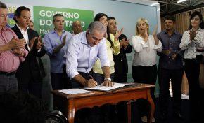 Autorizada construção de 1,2 mil casas em Mato Grosso do Sul