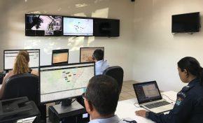 Estado combate crime na fronteira com sistema de controle rodoviário em tempo real