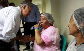 Governo de MS busca mais recursos para realização de cirurgias oftalmológicas