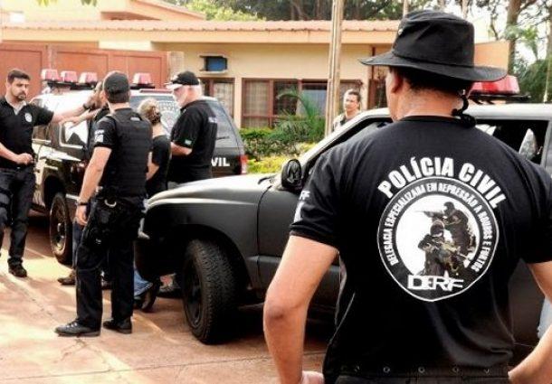 Concurso da Polícia Civil tem 65 mil inscritos e não será prorrogado