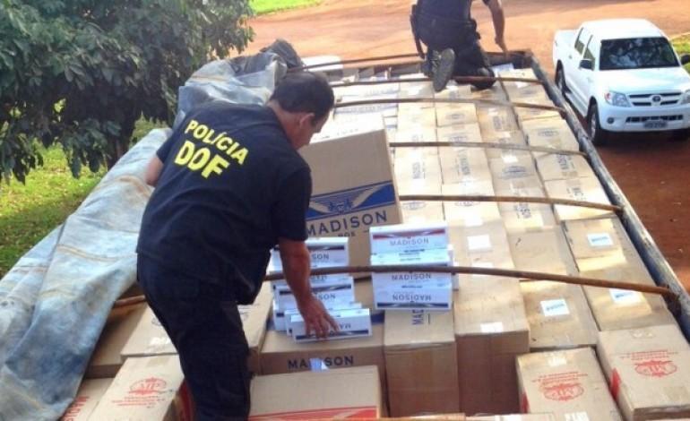 DOF intensifica fiscalização na fronteira durante feriado de Finados