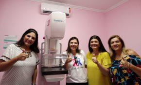 Com entrega de mamógrafo, outubro será verdadeiramente rosa em Aquidauana