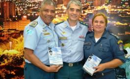 """Coronel da Polícia Militar lança livro """"Para hoje – Reflexões de todos os momentos"""""""
