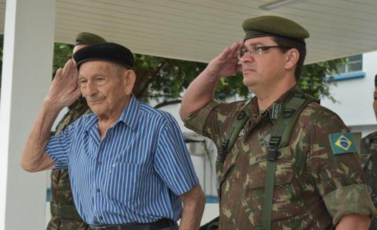 Dia da Vitória: um herói de Guerra e o mais importante troféu do 9º BE Cmb