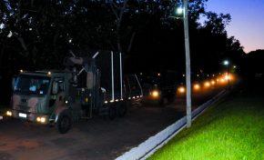 Operação Rio Preto: Militares do 9° BE Cmb finalizam com sucesso missão em MT na divisa com o PA