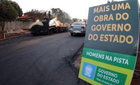 Governo divulga mais de R$ 7 milhões em asfalto para Mato Grosso do Sul