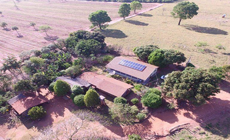 Governo do Estado incentiva uso de energia solar nas propriedades da agricultura familiar