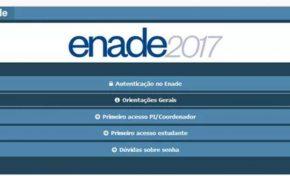 Locais de prova do Enade já estão disponíveis para consulta