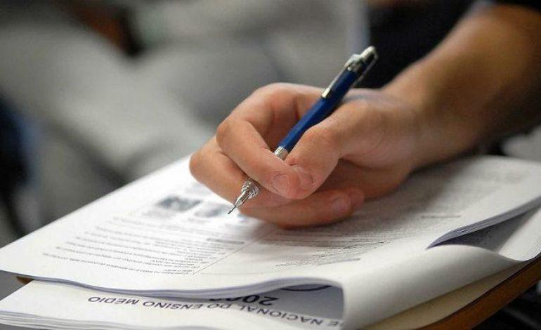 Inep vai corrigir prova de candidato que esquecer frase do caderno do Enem