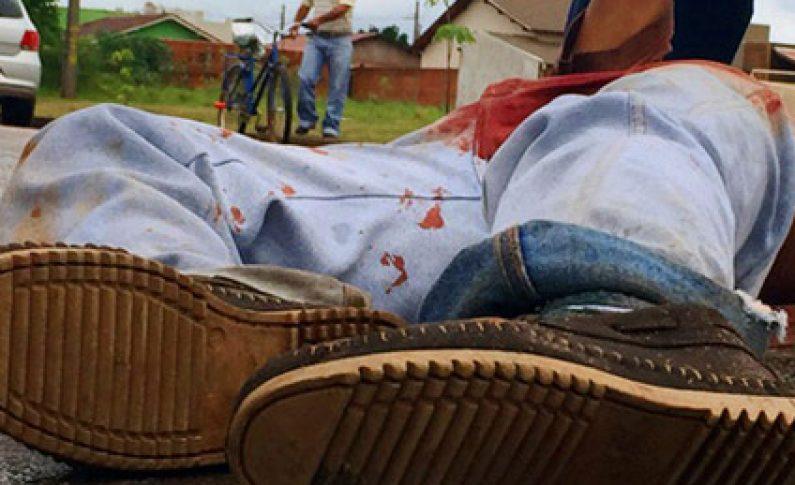 Após briga em bar, homem é morto com duas facadas