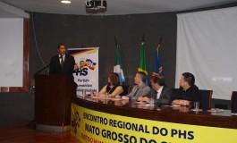 De olho nas eleições, PHS reúne lideranças e vereadores em MS
