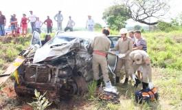 Duas mortes  por acidente na BR 262 quarta-feira deixou a região leste de luto